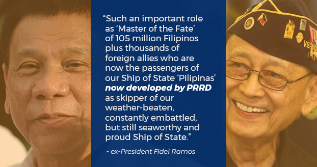 fvr to duterte