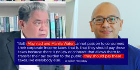 pilipinas-rocks-tiglao vs hilbay water concession